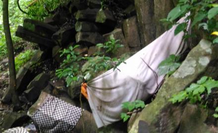 Punden Berundak Ditemukan di Desa Tinggarsari, Buleleng