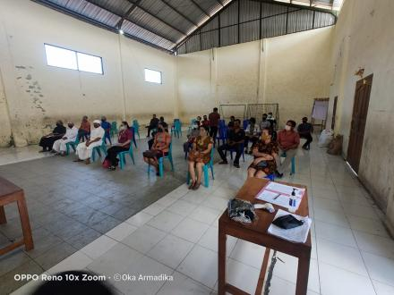 Perekrutan Dan Pembentukan Tim Relawan Lawan Covid-19 Desa Tinggarsari